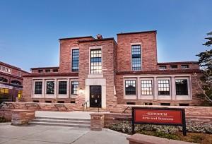 CU Ketchum Arts and Sciences Building